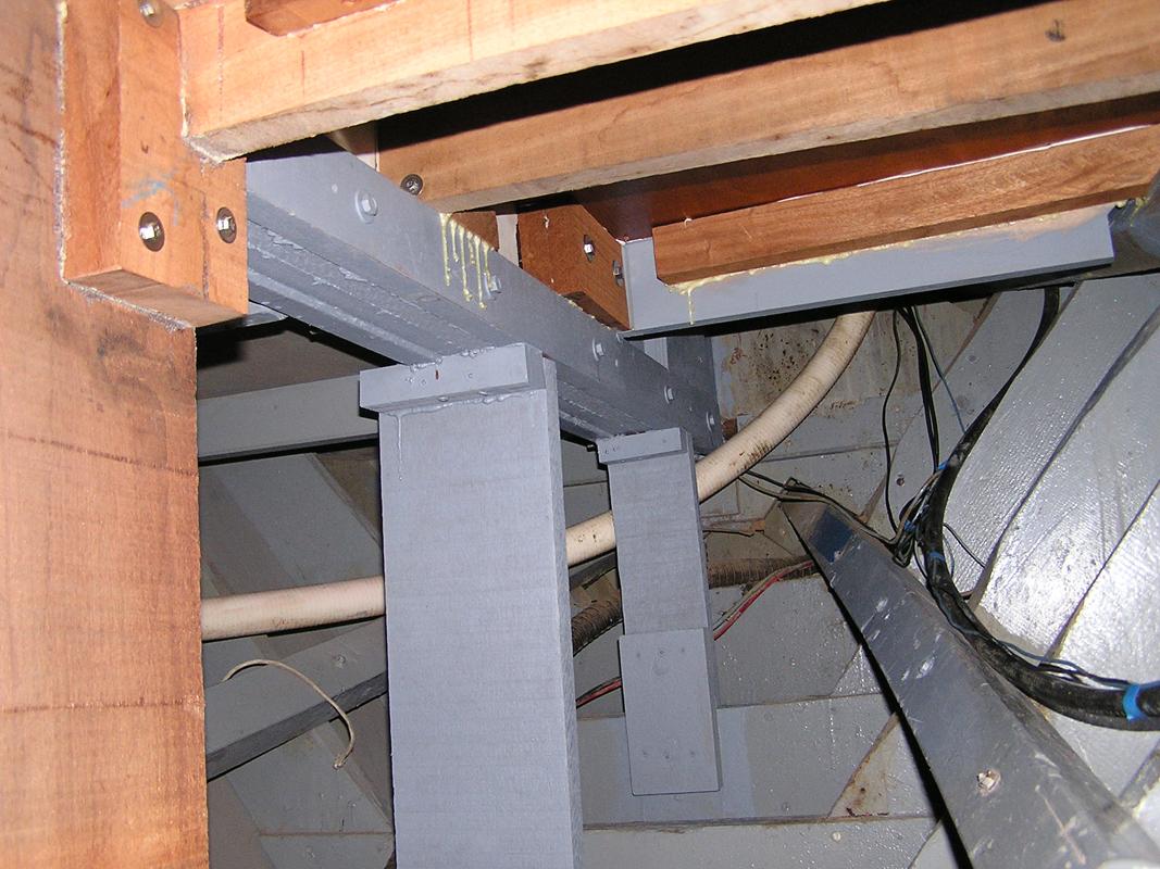 Menuiserie et charpente r novation cabine douche wc for Cabine wc exterieur